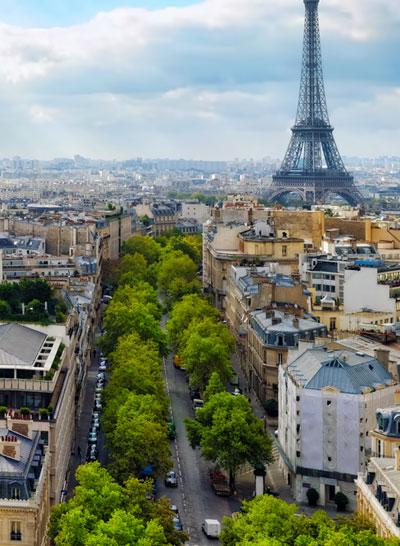 Le charme caché de Paris