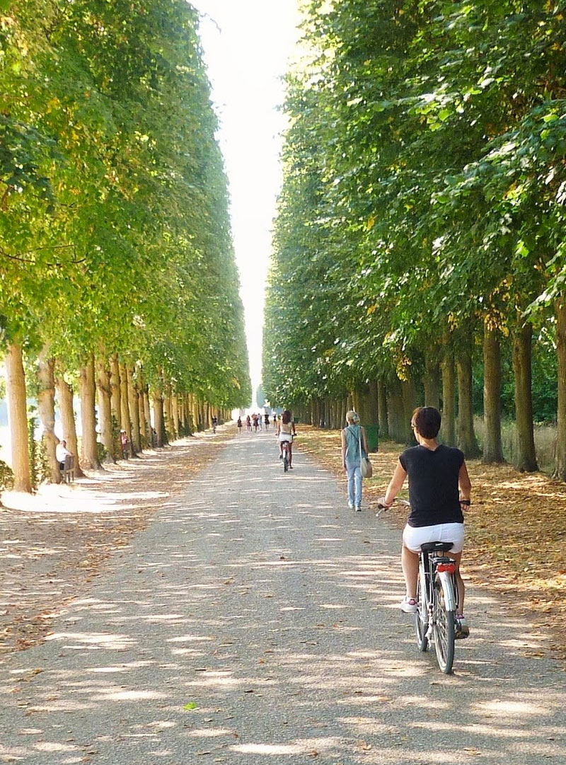 Versailles a vélo